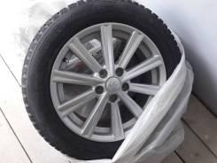 Комплект зимнии шин Пирелли на дисках для Тойоты