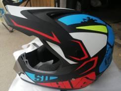 Шлем мото кросс разм. М, L