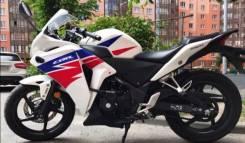 Honda CBR 250, 2013