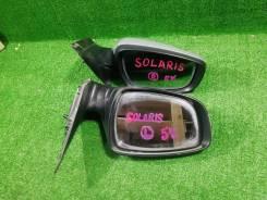 Зеркало заднего вида боковое Hyundai Solaris 2013г