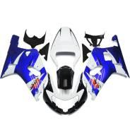 Комплект пластика Suzuki GSX-R 600 750 2000 2001 2002 2003 K1 K2 K3