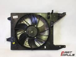Диффузор радиатора Renault Logan (09.2009 - 06.2016)