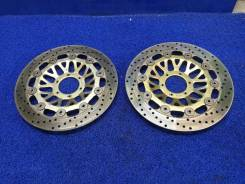 Тормозные диски передние (пара) Honda CBR400R NC23 [MotoJP]