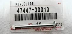 Штифт(солдатик) тормозной колодки 47447-30010 Toyota Lexus оригинал