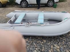 Срочно недорого продам лодку пвх