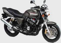 Полностью в разбор Honda CB400 SF super four