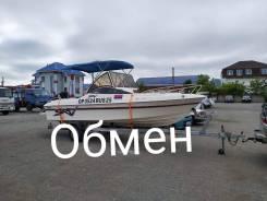 Продам отличный катер SRV-20 с 4х тактным мотором 140л. с.