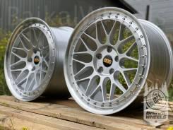 *NEW* разноширокие BBS Le Mans -Black and Polish Lip- [BaikalWheels]