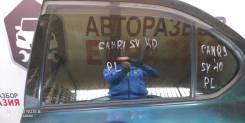 Стекло двери заднее левое Toyota Camry CV40