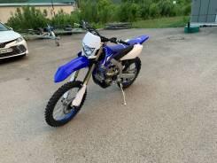 Yamaha WR 250F, 2020