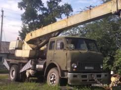 Автокран МАЗ 5335
