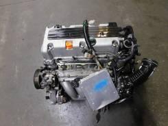 Двигатель в сборе на Honda STEP Wagon RF7 K24A