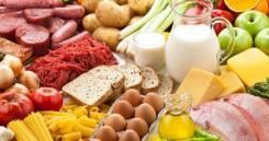 Судовое снабжение продуктами питания