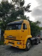 КамАЗ 6460, 2007
