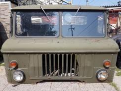Кабина ГАЗ-66 в Белогорске
