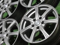 Отличный комплект литья R16 5x114.3 Leggero 6.5J +40