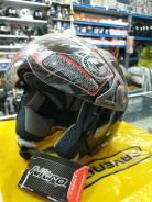 Шлем мотоциклетный открытый