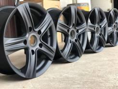 Шикарные диски на НИВУ на 16 черные матовые Стиль