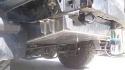 Увеличенный алюминиевый топливный бак на land cruiser 80 81