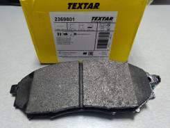 Колодки тормозные передние FX35 2369801 Textar