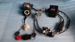 Коммутатор эбу мозги замок зажигания Yamaha T-max II XP500 Ямаха Тмакс