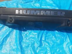 Бампер задний Hummer H2 2004г 6.0L