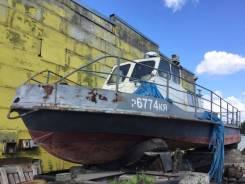 Маломерное судно «Катер КС 100 Д»
