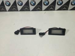 Плафон освещения номерного знака BMW 5-Series 2005 E60 N52B25, задний