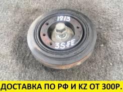 Контрактный шкив коленвала Toyota 3SFE J1913