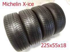 Michelin X-Ice, 225/55R18