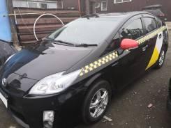 Аренда Toyota Prius под такси