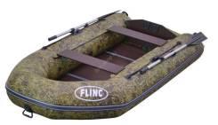 Лодка ПВХ Flinc FТ290К (цвет камуфляж)