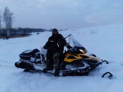 BRP Ski-Doo Skandic, 2011