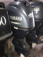 Лодочный мотор Yamaha F 40 , Гидравлический Подъем, инжекторный