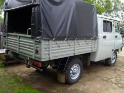Дуги с тентом на УАЗ 39094 Фермер 390945