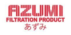 Azumi FS23019A Фильтр топливный Suzuki SX4, Mitsubishi