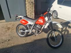 Honda XLR 250R, 1987