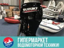 Мотор лодочный Suzuki DF100BTL 4-тактный