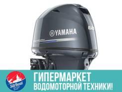 4х-тактный лодочный мотор Yamaha F60fetl