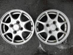Литые диски 13 4x100 4j ET46 в наличии 2шт