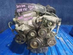 Двигатель Toyota Corolla Fielder 2001 ZZE121 1ZZ-FE [202201]