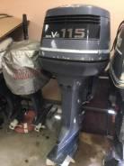 Продам лодочный мотор Yamaha 115 2x тактный. без пробега по России.