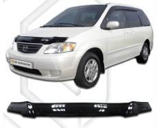 Дефлектор капота Mazda MPV LW 1999-2002г
