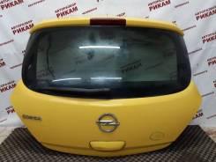 Дверь багажника OPEL Corsa D 2013, задняя