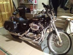 Harley-Davidson Sportster 1200 Custom XL1200C, 2010