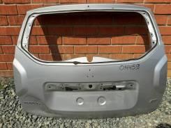 Крышка багажника Рено Дастер Renault Duster
