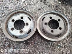 Диски колёсные с кольцами R16 Мазда Титан