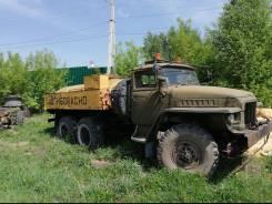 Бензовоз Урал 375 Д 1986 г