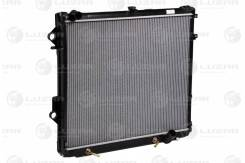 Радиатор охлаждения для а/м Toyota Land Cruiser 200 /Lexus LX 570
