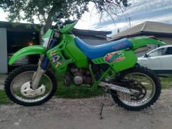 Kawasaki KDX 200SR, 1996